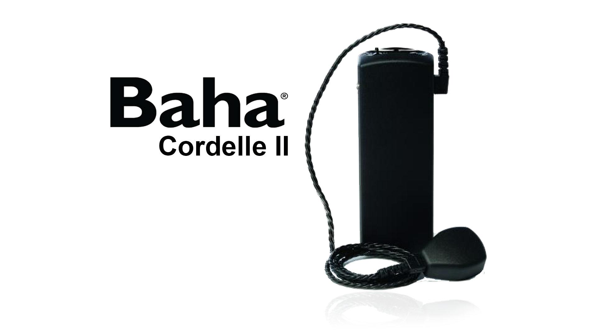 Baha sluchadlo Cordelle 2