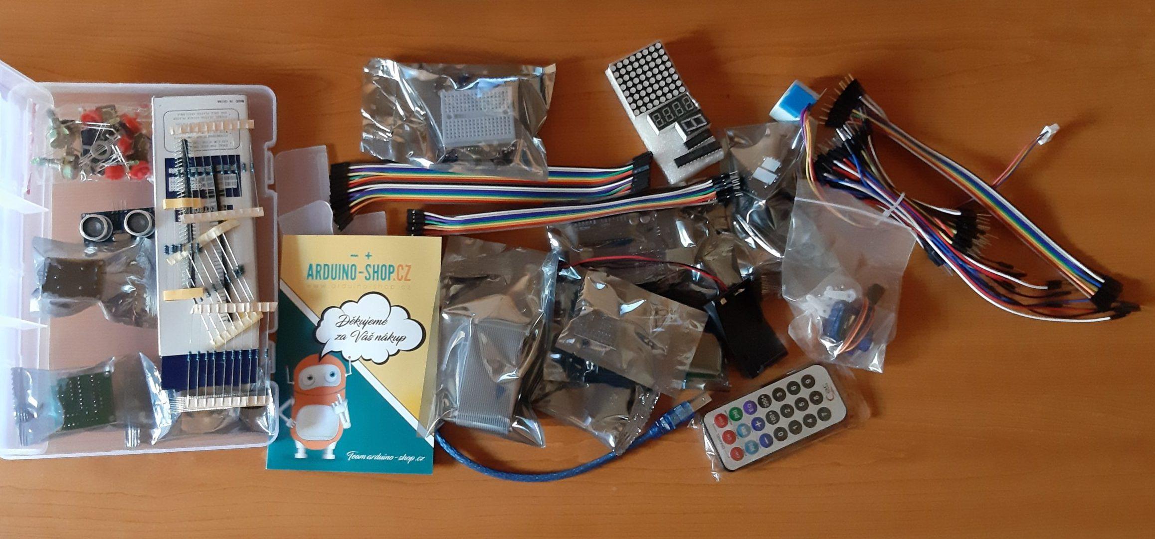 Arduino Starter Kit Ultimate