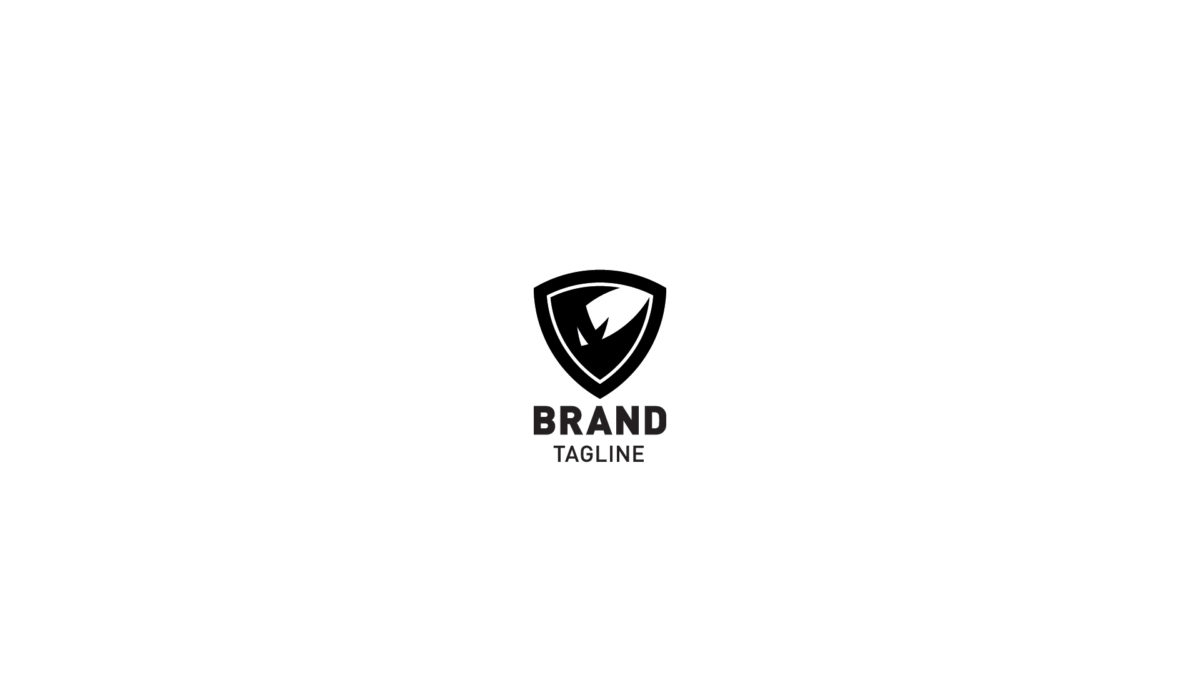 Jak se tvoří logo: Nosorožec ve štítu